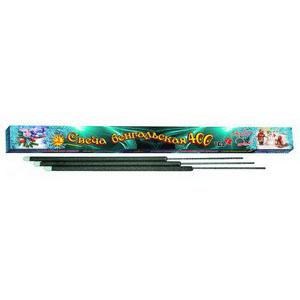 ТР151 Свечи Бенгальские С Новым Годом 400мм. (ТСЗ)