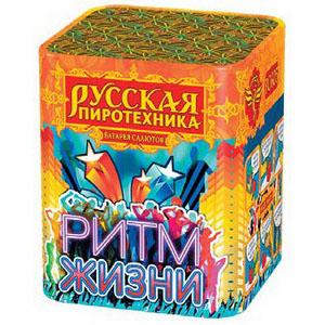 """Ритм жизни МОДУЛЬ (0,8""""х16) (РС605)"""