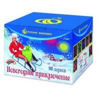 "Товар: Новогоднее приключение (РФ) (0,8""х96) (Р7328)"