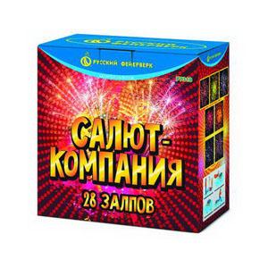 "Салют-компания (0,8""х28) (Р7318)"