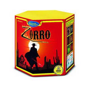 "Зорро (Zorro) (1""х19) (Р7471) МОДУЛЬ!!!"