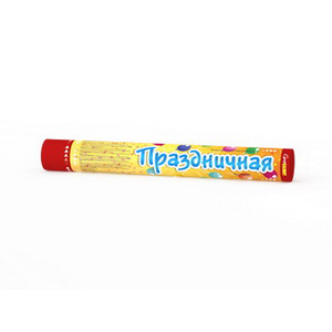 Пневмохлопушка (40см.) (СС0102) (металлизированное конфетти)