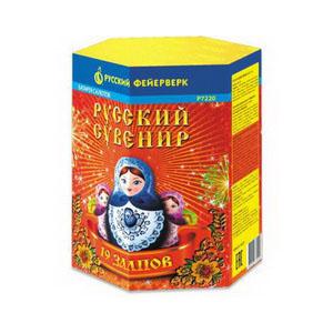 """Русский сувенир (0,8""""х19) (Р7220)"""
